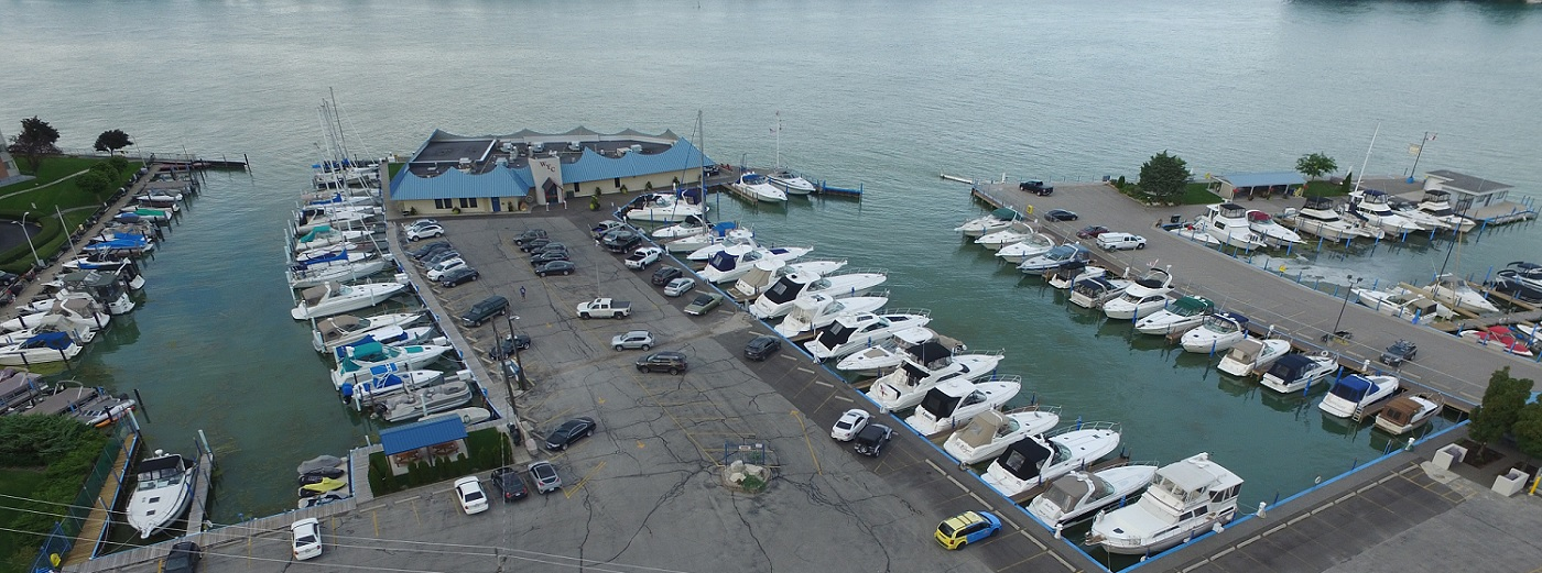 Windsor Yach Club Harbor